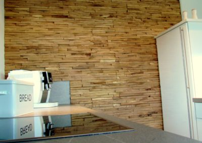 Holzpaneele For Rest Cuts Eiche Kueche 6