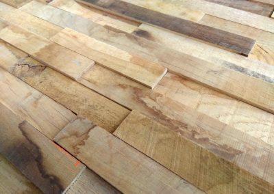 Holzpaneele Harmony - Natur - Aus Eichenholz