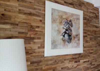 Holzpaneele Harmony Natur - Wohnzimmer